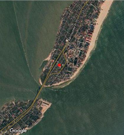 Продам участок в Затоке морская сторона.
