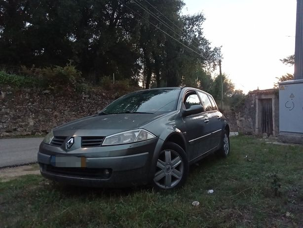 Renault Megáne 1.5 dci