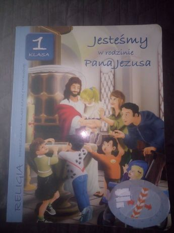 Podręcznik klasa 1, Jesteśmy w rodzinie Pana Jezusa religia stan dobry