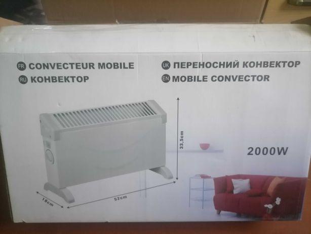Конвектор електричний