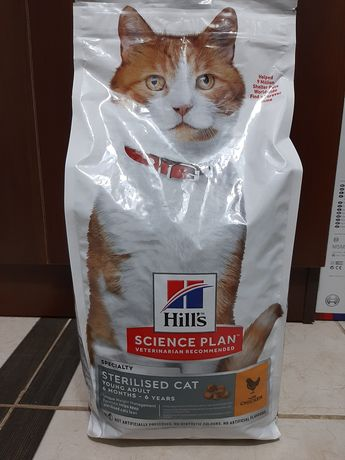 Корм для кошек Hill's