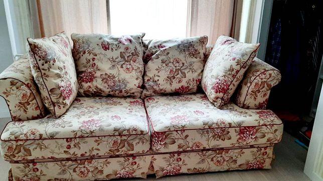 Komplet wypoczynkowy sofa sofy łóżko Witek