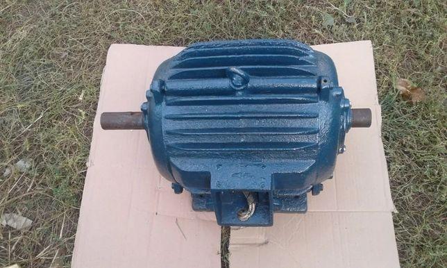 Електродвигун 4,5кВт 1500обр/хв електродвигатель на циркулярку