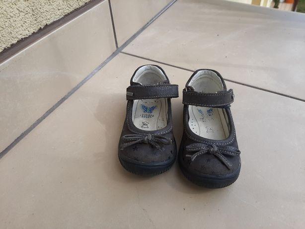 Buciki dziewczęce półbuty sandałki 21 Lasocki