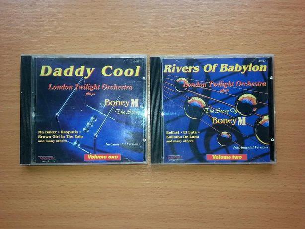 Boney M by London Twilight Orchestra Instrumental Version 2CD