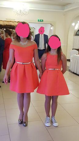 "Komplet sukienek ""mama córka"""