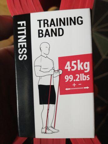 Guma do ćwiczeń 45 kg