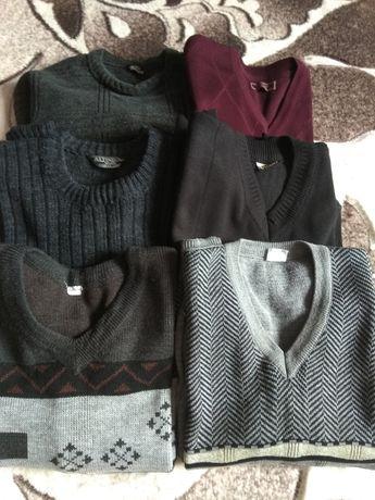 Мужские свитера в отличном состоянии