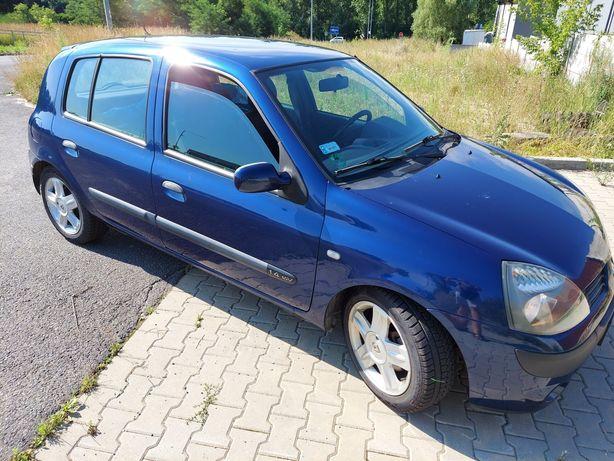 Renault Clio 2 Lift 1.4 16v Benzyna+Gaz Sekwen Klimatyzacja