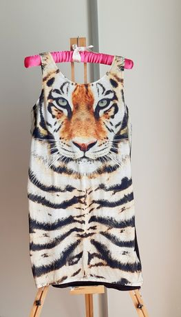 Sukienka Tygrys H&M