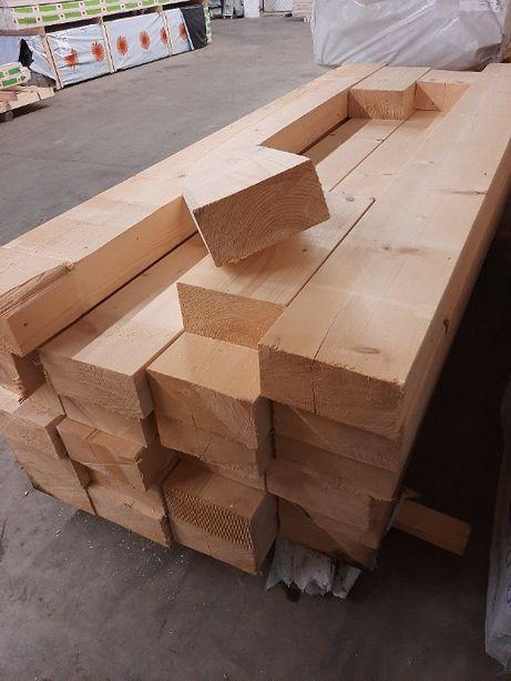 drewno konstrukcyjne C24 sucha strugana więźba dachowa KVH