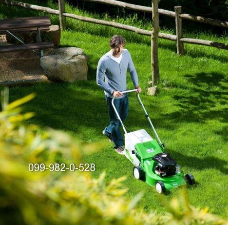 Удачная газонная трава ДАЧА Выносливый газон семена 1кг