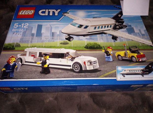 Lego City 60102.