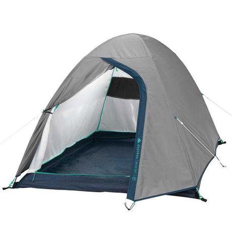 Палатка туристическая 1-2 чел. Quechua (Кечуа) MH100 Оригинал