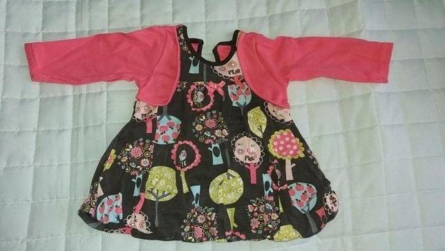 Sukienka 0-3M