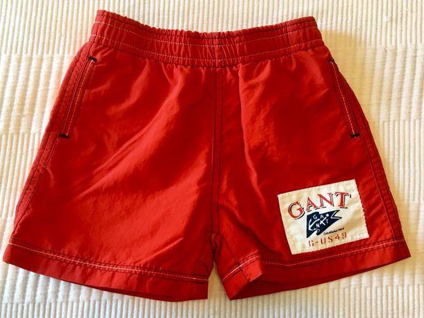 Calções Bebé marca Gant 9m
