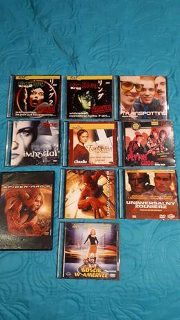 Filmy dvd - 10szt.