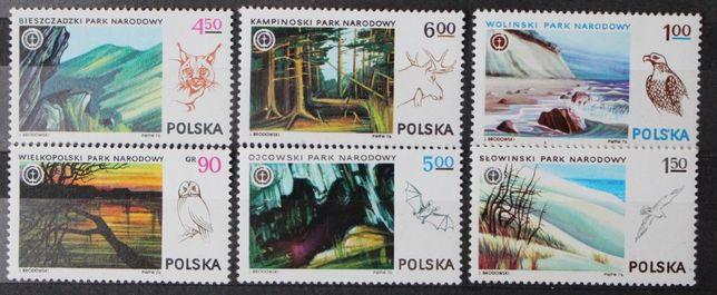 Filatelistyka znaczki pocztowe polskie 3