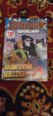 Scooby-Doo SuperKomiks  Skradziona Walizka