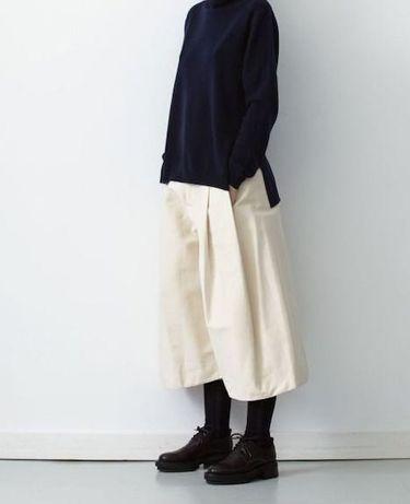 bermudy pumpy kuloty spódnico-spodnie ZARA rozmiar XL