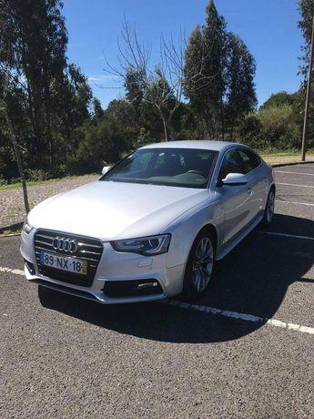 Audi A5 Sportback com 125.000 kms