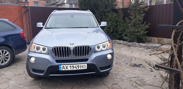 Продам BMW X3 F25 2011