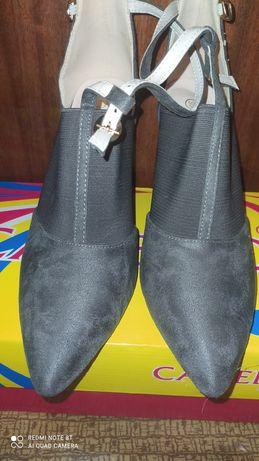 Зручні туфлі 38 розмір