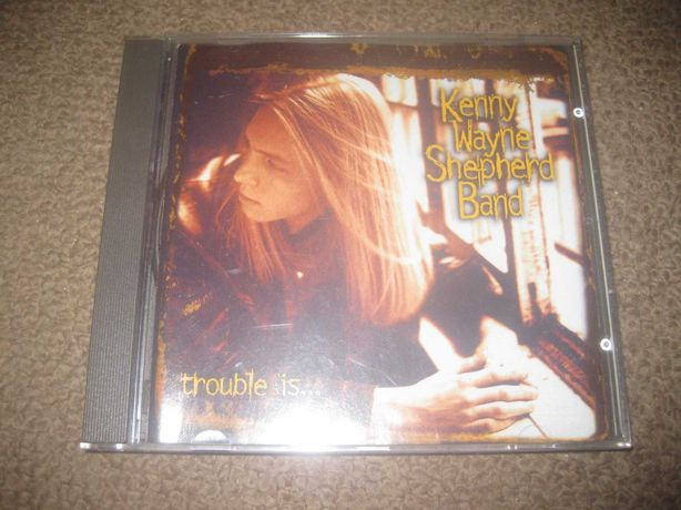 "CD do Kenny Wayne Shepherd ""Trouble Is..."" Portes Grátis!"