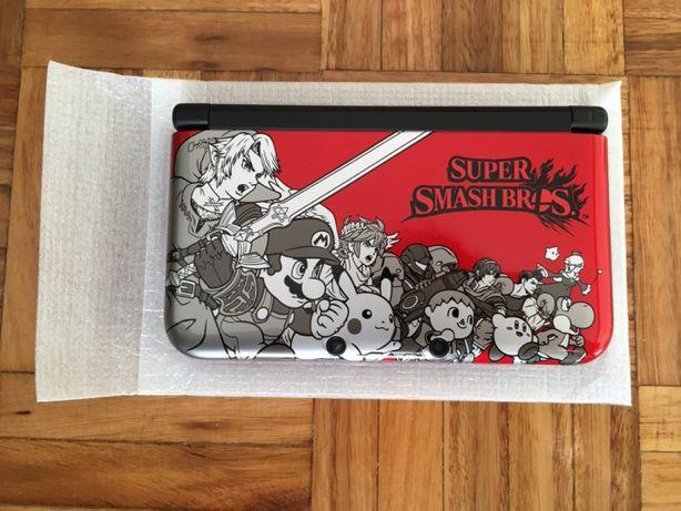 Consola Nintendo 3DS XL - Edição limitada Super Smash Bros.