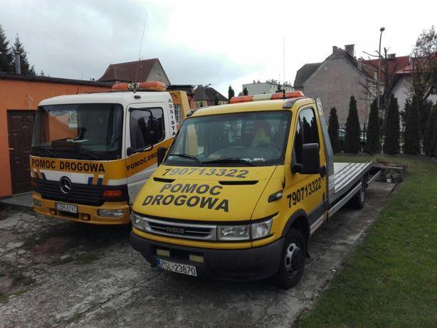 Pomoc Drogowa 24/7 Laweta do 5 ton Autolaweta Transport Aut i Maszyn