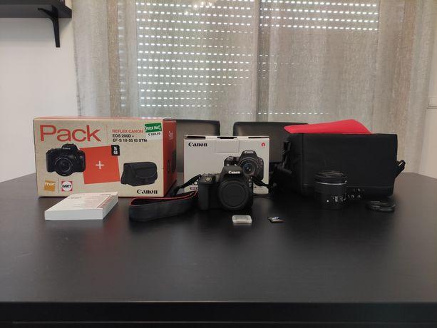 Máquina Fotográfica Canon EOS 200D