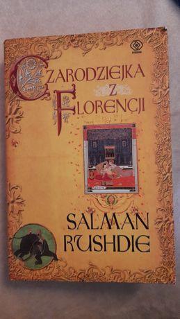 Czarodziejka z Florencji Salman Rushdie