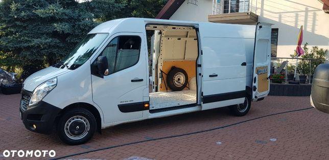 Renault Master  Renault Master L3H2 tylko 42000 km drzwi L+P z Europcar Espana jak now