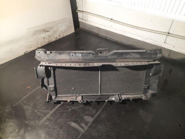 Chłodnica Wody z wentylatorami Volkswagen T4 2.4 diesel