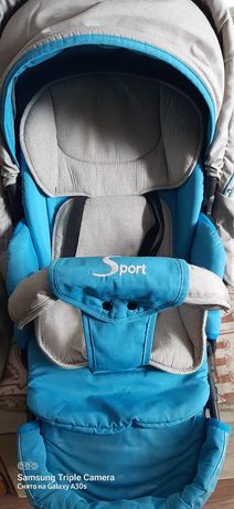 Коляска zippy sports