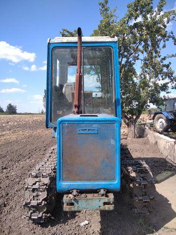 Гусеничный трактор Т-70