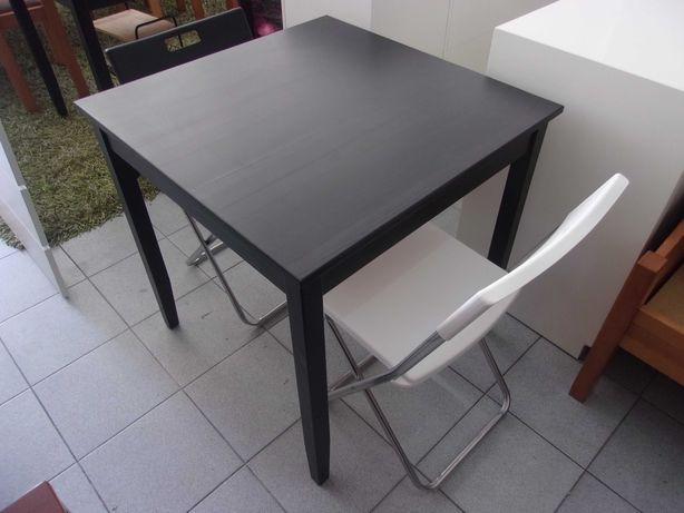 Conjunto Mesa IKEA-Lerhamn + 2 Cadeiras IKEA-Gunde