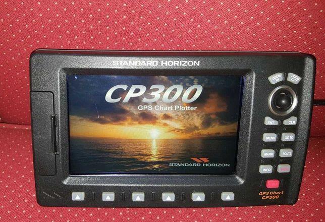 Chartplotter Standard Horizon CP300, jacht morski