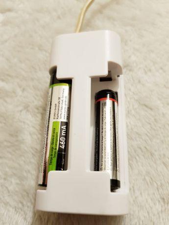 USB Carregador para pilhas recarregáveis