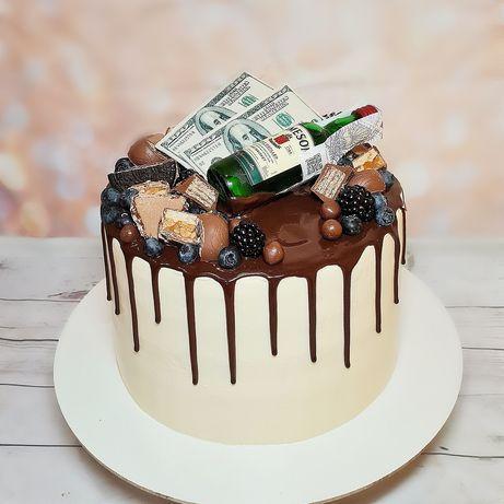 Торт на заказ детский торт Днепр