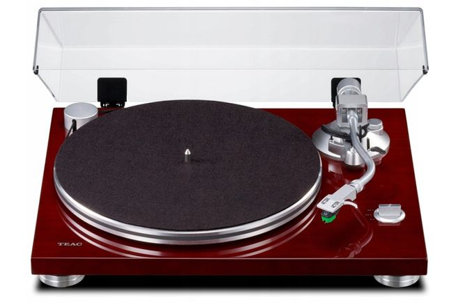 Gramofon TEAC TN-3B USB Przedwzmacniacz - Cherry