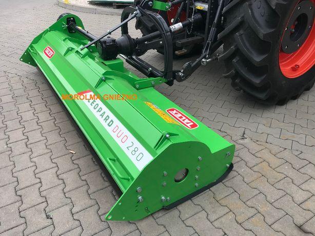Kosiarka bijakowa LEOPARD TALEX DUO do kukurydzy nieużytków traw mulcz