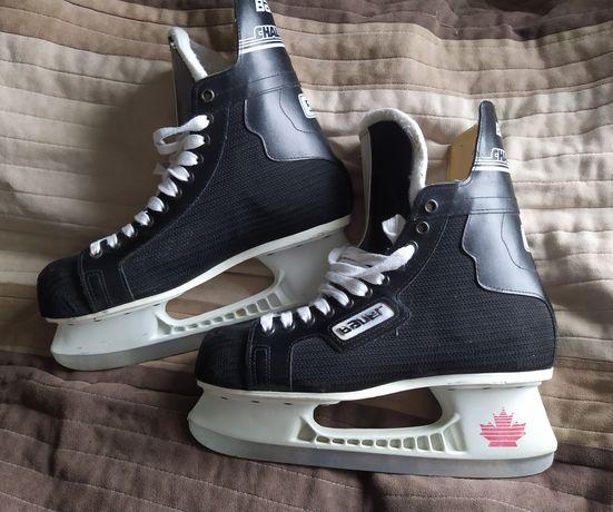 Bauer Challenger łyżwy 43 hokejówki