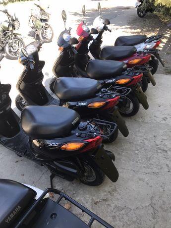 Скутер Yamaha Gear/Sa 36 jog39/Dio62,68,34