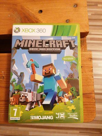Gra Minecraft xbox 360 polecam