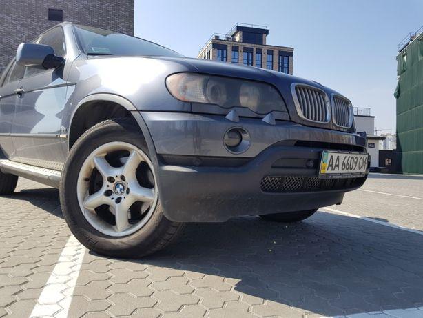 BMW X5 E53 Легендарный кроссовер
