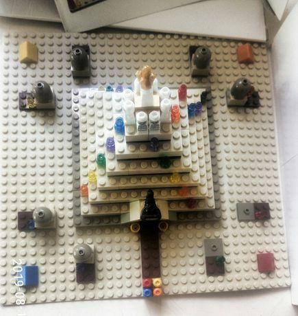Игра конструктор лего Lego Ramses Piramyd оригинал 8+
