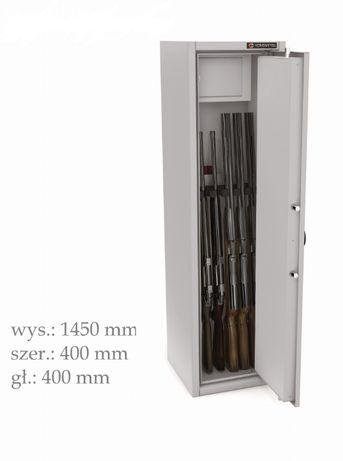 Szafa sejf na broń 6 jednostek MLB 150S/6 Konsmetal transport gratis