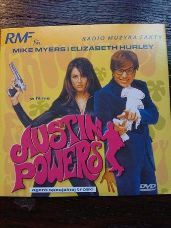 Austin Powers na dvd
