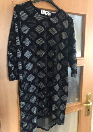 Sukienka w romby Ryłko